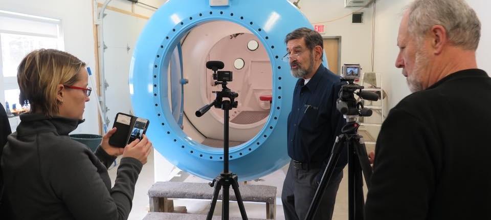 Toberymory Hyperbaric Chamber
